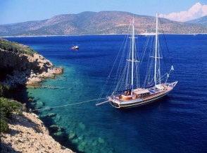 Туры в мае Бодрум яхта