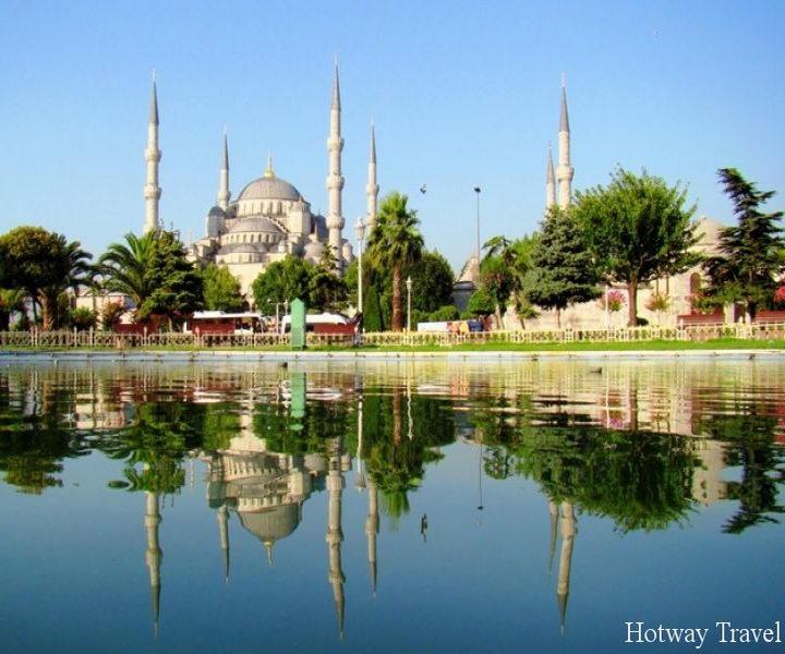туры из Минска_Турция