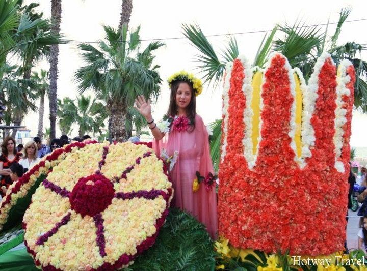 туры на Кипр в мае карнавал