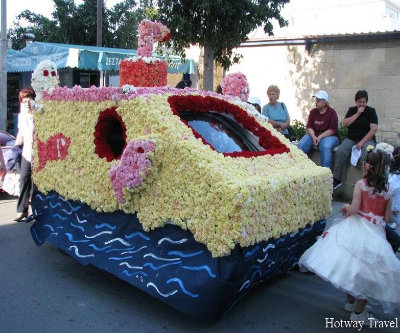 туры на Кипр в мае карнавал1