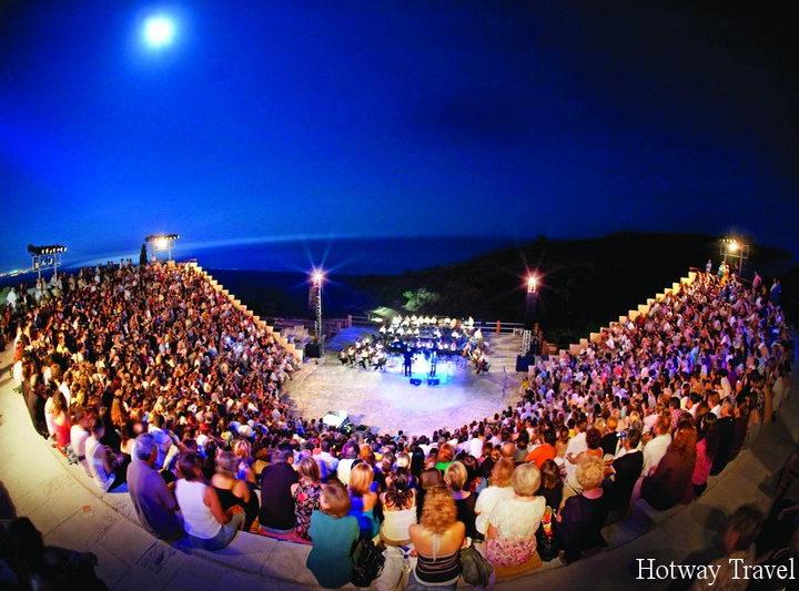 Отдх на Кипре в июне фестиваль драмы1
