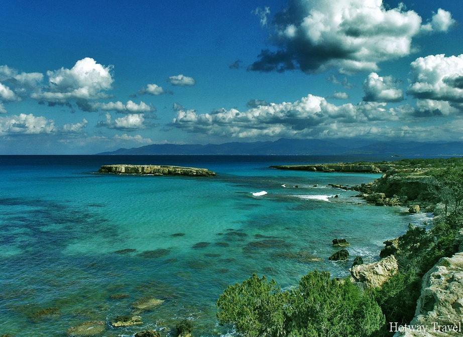 Отдх на Кипре в июне природа