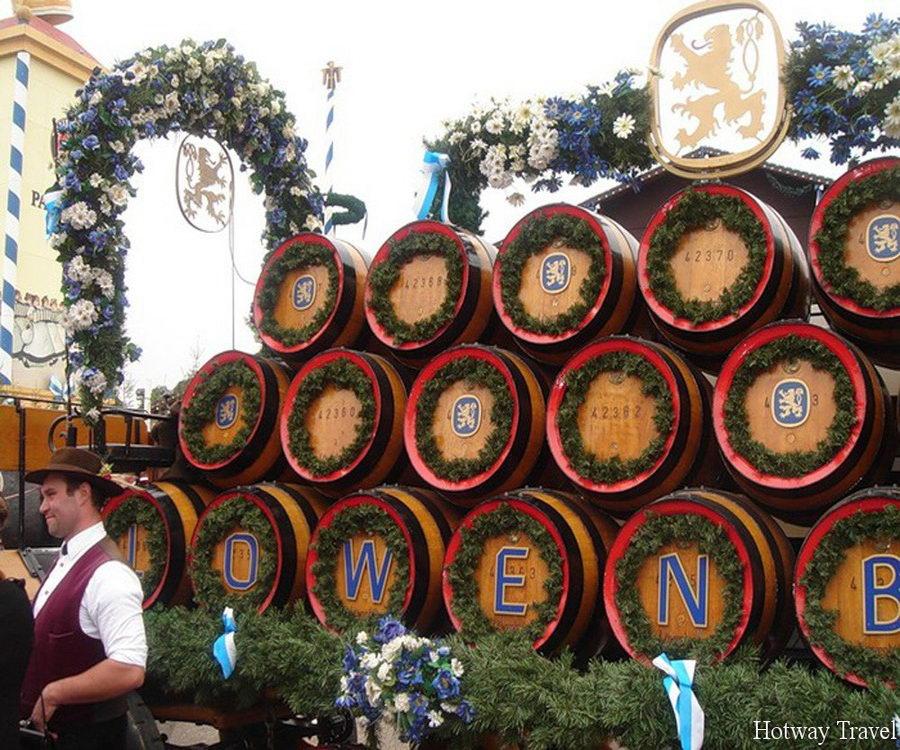 Отдых на Кипре в июле фестиваль пива