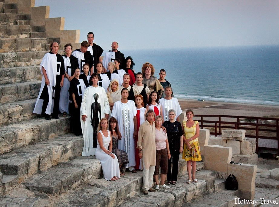 Отдых на Кипре в июле сцена