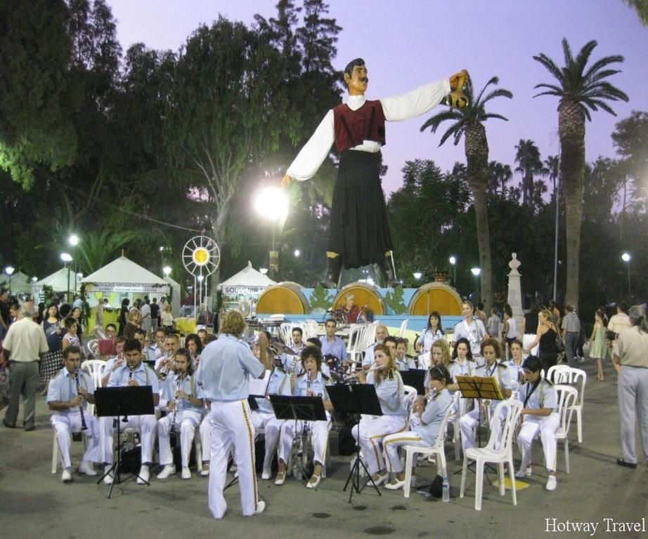Отдых на Кипре в июле вино