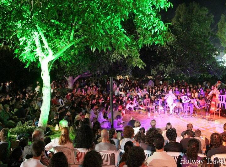 Отдых на Крите в июле вино фестиваль