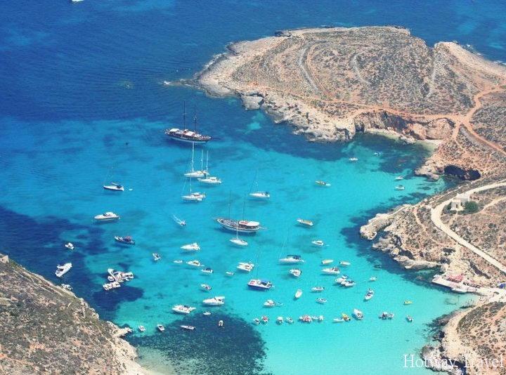 Отдых на Мальте в июне море остор корабль