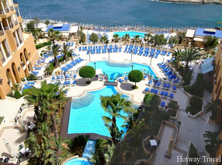 Отдых на Мальте в июне отель2