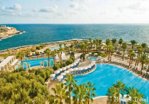 Отдых на Мальте в июне пальмы море