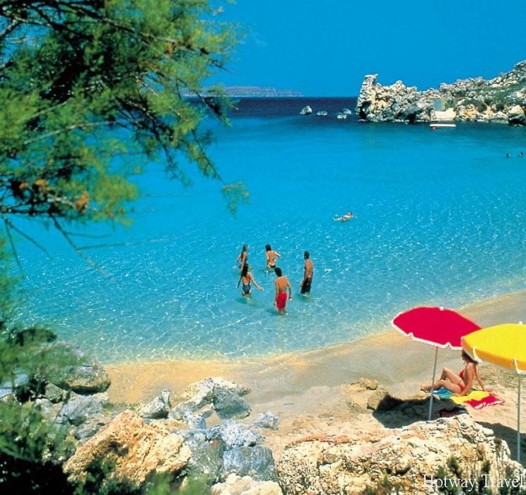 Отдых на Мальте в июне пляж