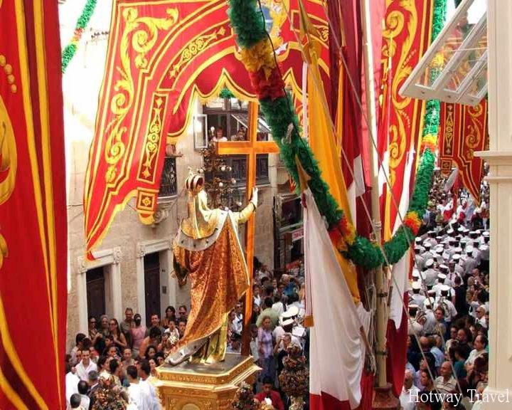 Отдых на Мальте в июне праздник1