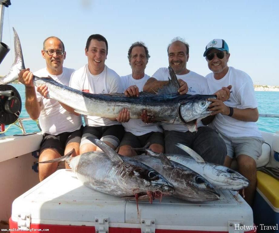 Отдых на Мальте в июне рыбалка