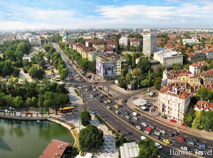 Отдых в Болгарии в июле София