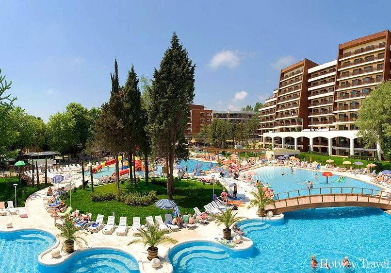 Отдых в Болгарии в июле отель1