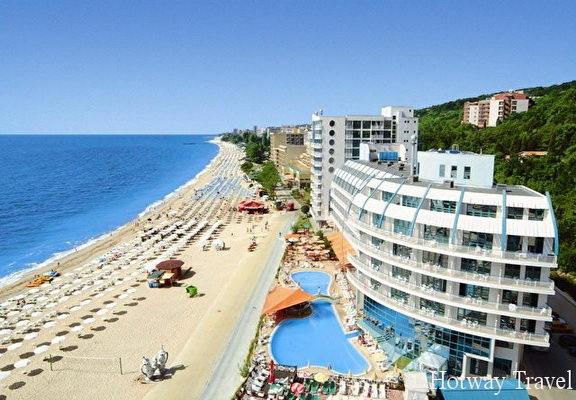 Отдых в Болгарии в июле пляж