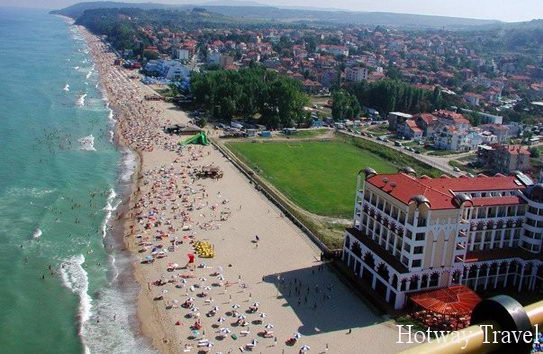 Отдых в Болгарии в июле пляж1