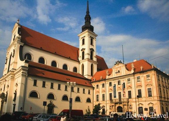 Отдых в Чехии в июле брно