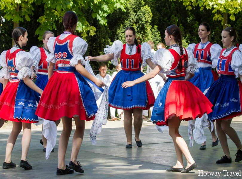 Отдых в Чехии в июле фолькльор