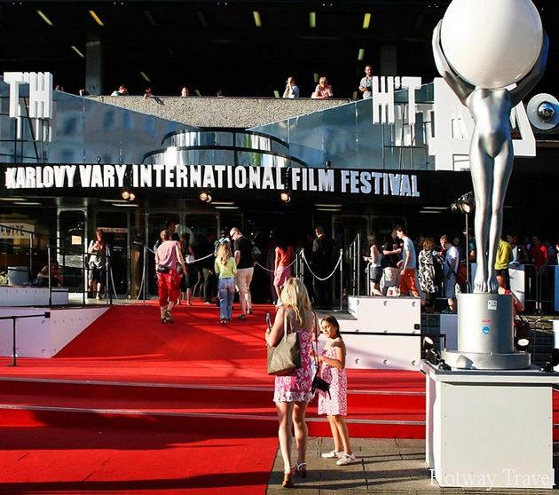 Отдых в Чехии в июле кинофестиваль