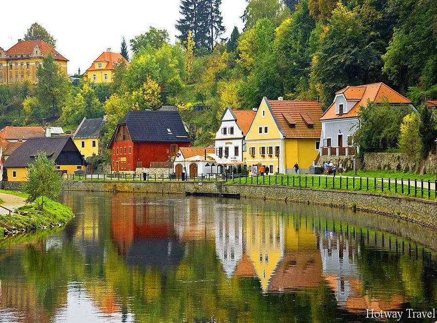 Отдых в Чехии в июле природа