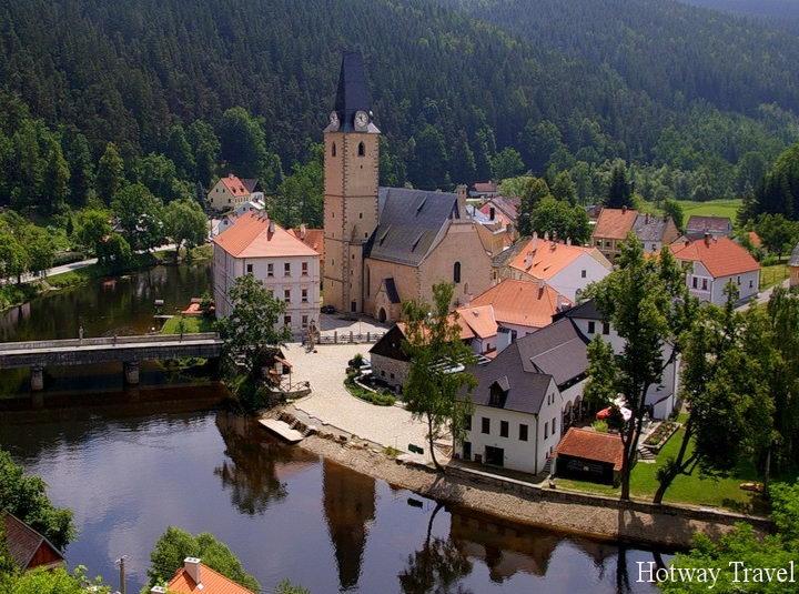 Отдых в Чехии в июле природа1