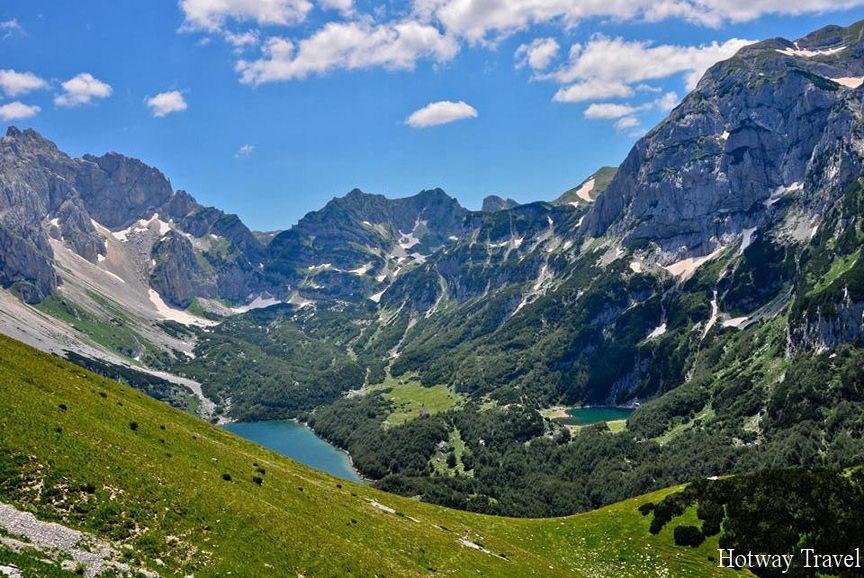 Отдых в Черногории в июле горы