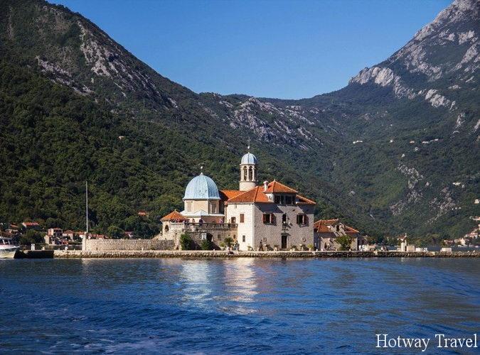 Отдых в Черногории в июле остров