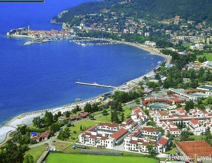 Отдых в Черногории в июле пляж2