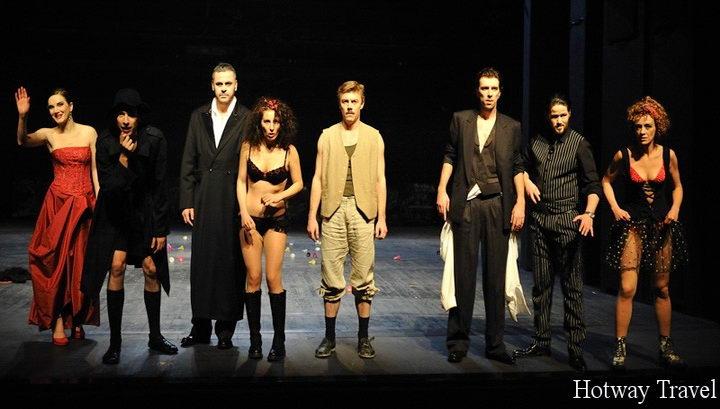 Отдых в Черногории в июле театральный фестиваль