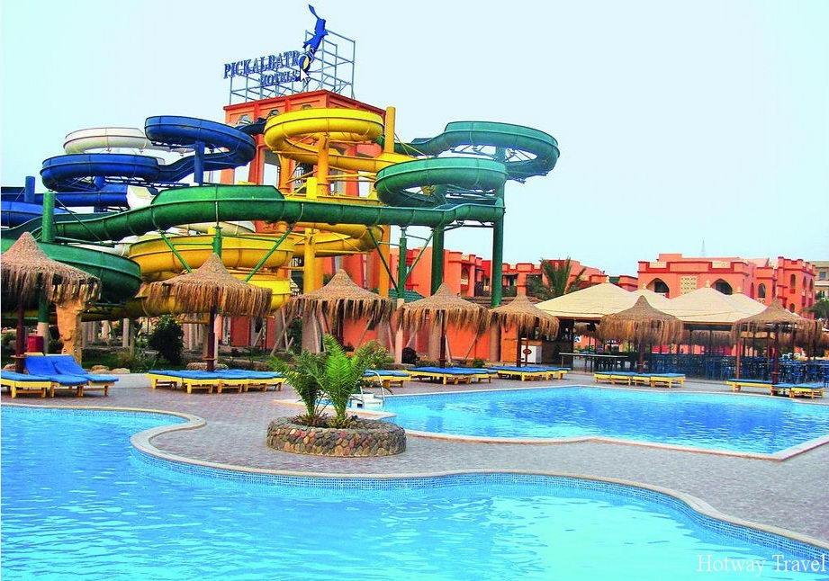Отдых в Египте в июле аквапарк