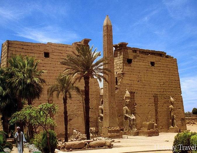Отдых в Египте в июле достоприм