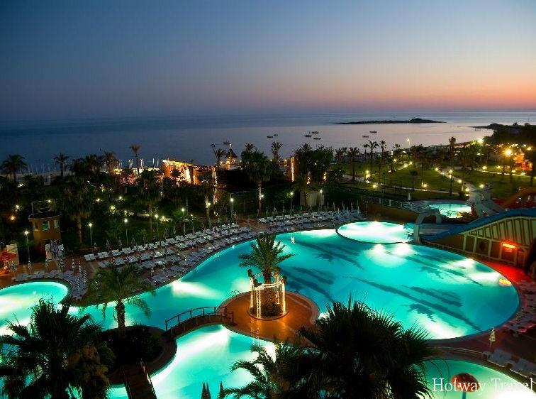 Отдых в Египте в июле вечер