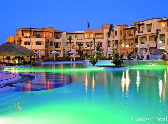 Отдых в Египте в июле вечер1