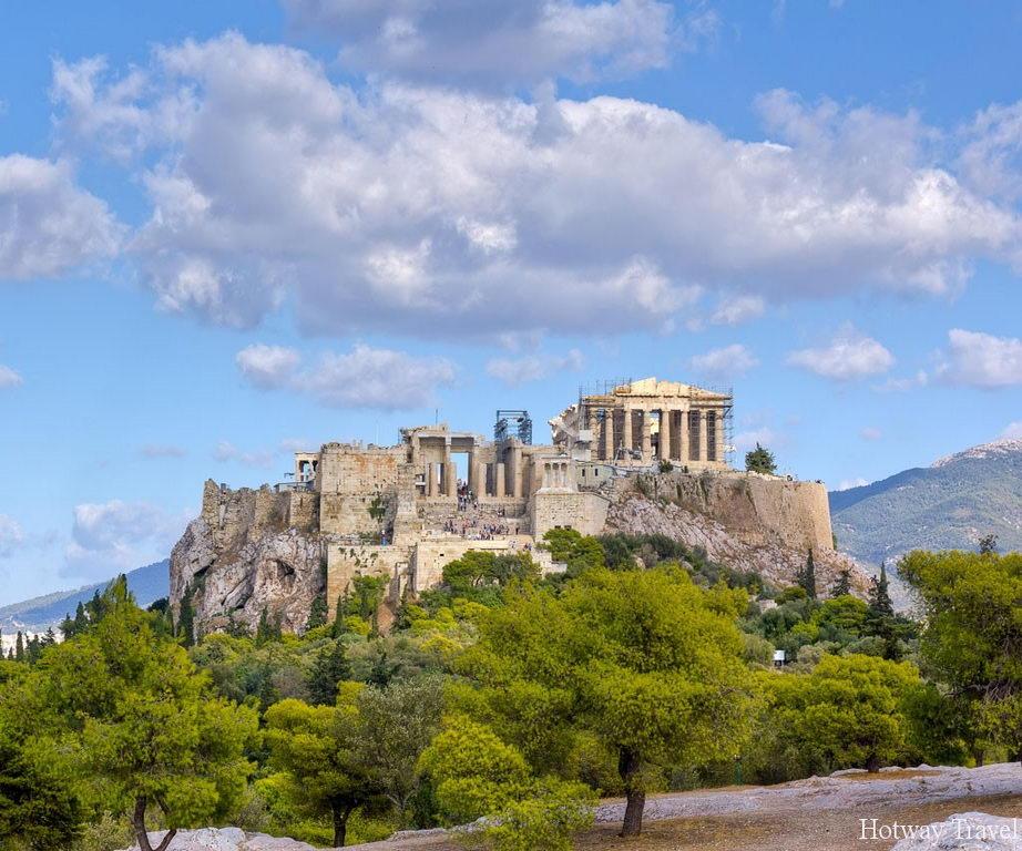 Отдых в Греции в июле Афины