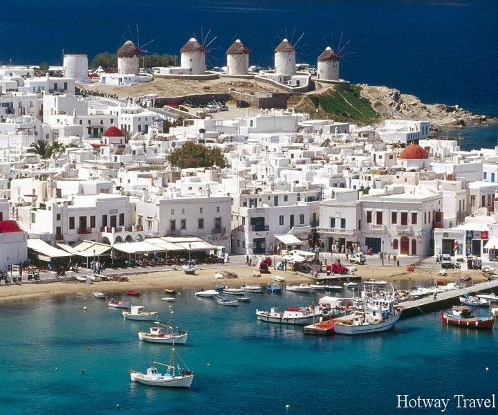 Отдых в Греции в июле Салоники