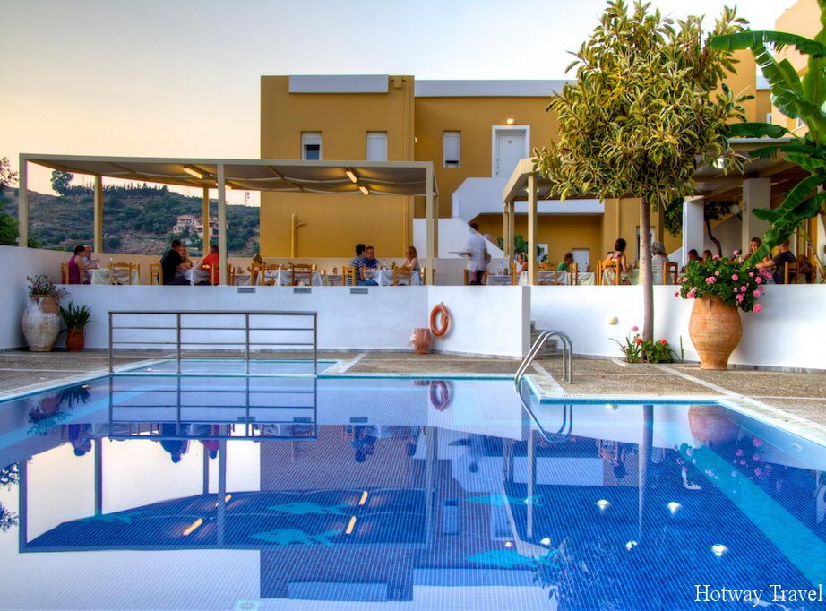 Отдых в Греции в июле отель3