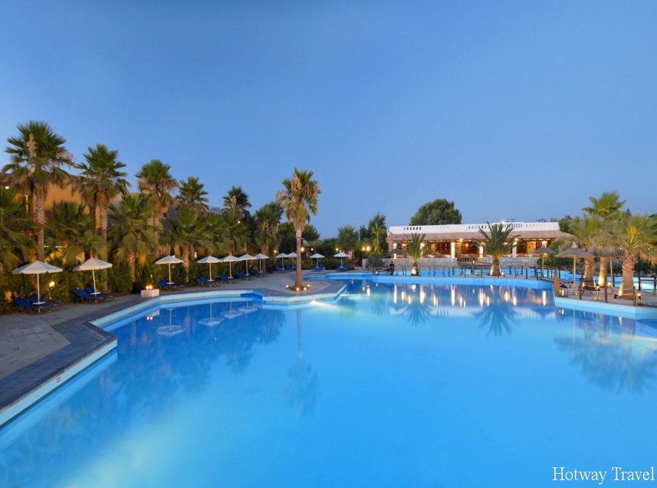 Отдых в Греции в июле отель