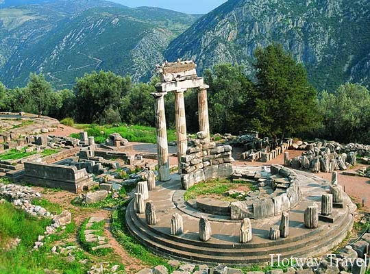 Отдых в Греции в июне достопри