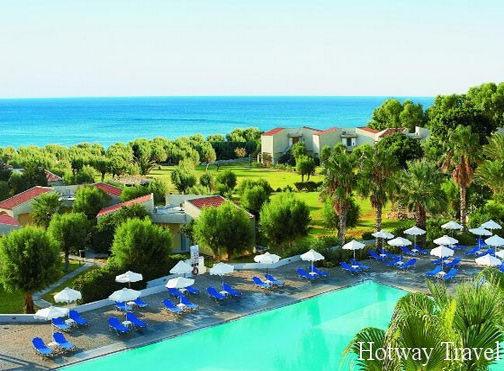 Отдых в Греции в июне отель природа