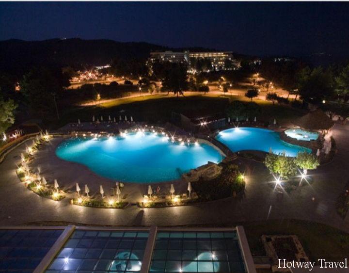 Отдых в Греции в июне вечер1