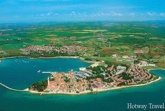 Отдых в Хорватии в июле истрия