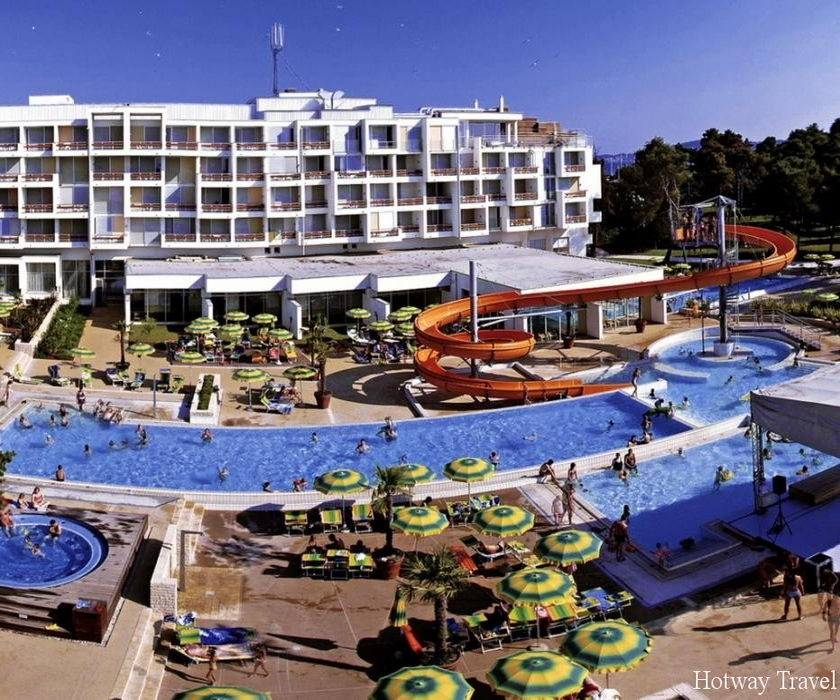 Отдых в Хорватии в июле отель2