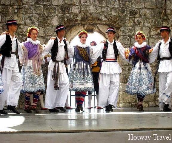 Отдых в Хорватии в июле загреб