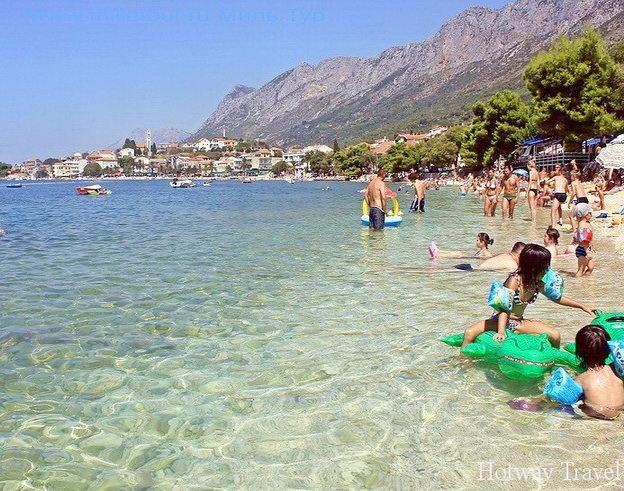 Отдых в Хорватии в июне дети