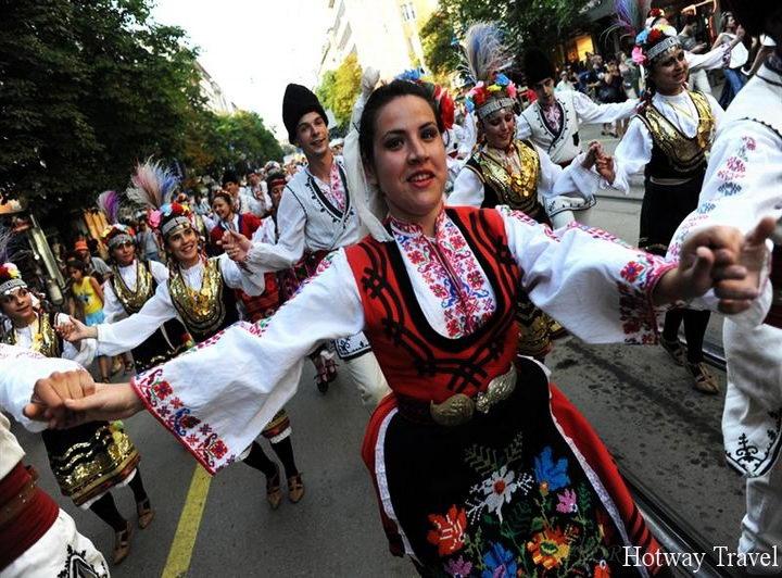 Отдых в Хорватии в июне праздник
