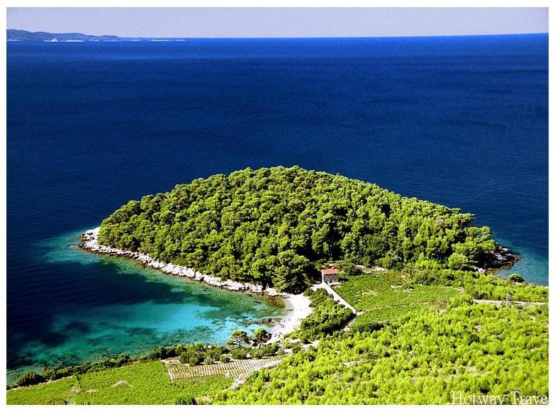 Отдых в Хорватии в июне природа