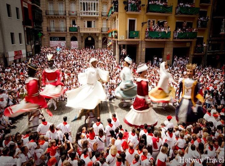 Отдых в Испании в июне праздник