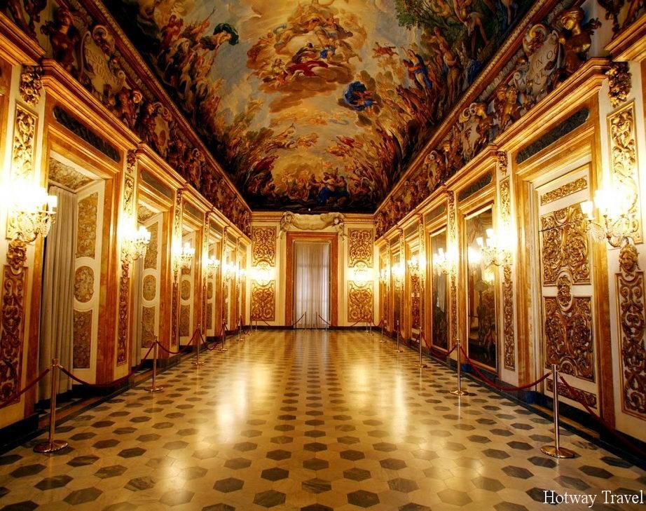Отдых в Италии в июле музей
