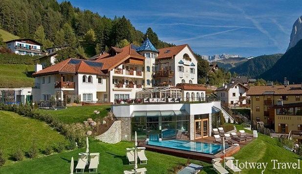 Отдых в Италии в июле отель1