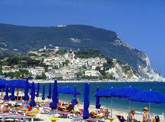 Отдых в Италии в июле пляж